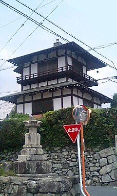 延暦寺の門前町