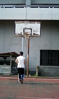 それからバスケ