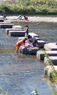 疎水から今出川を走る