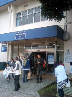 横浜根岸 米軍根岸住宅地区 フレンドシップ(2)