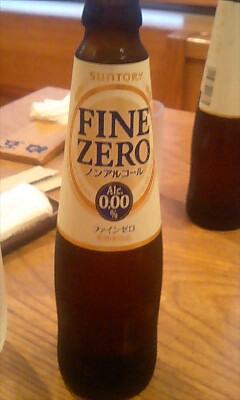 初ノンアルコールビール
